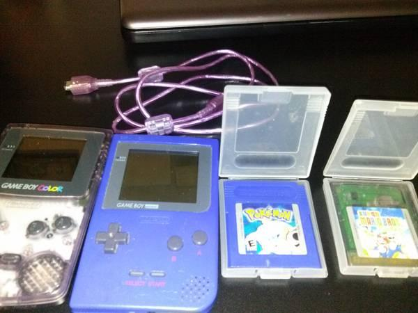 Gameboy Color w/ Pokemon - $50