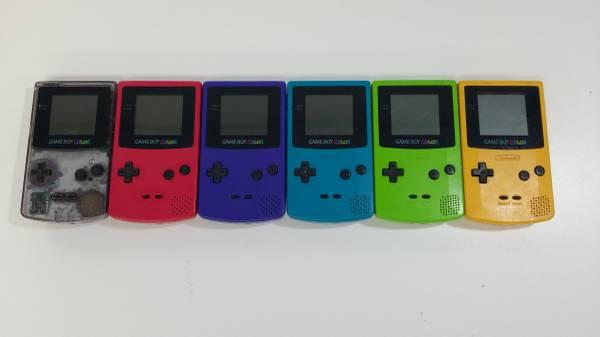 Gameboy Color - You pick what color! - $36