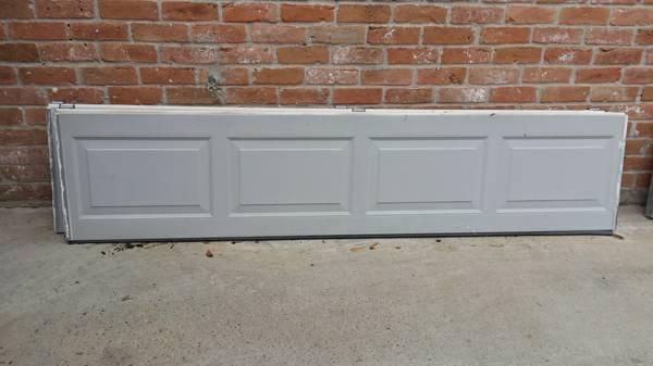 Garage Door Sections   $70