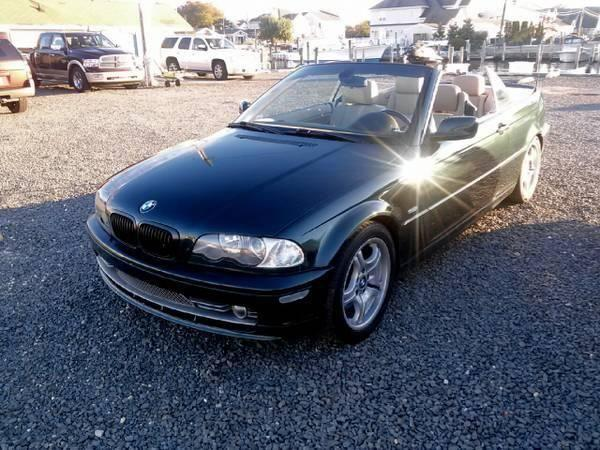 Garaged BMW 330Ci Convertible w M Sports Package Nice