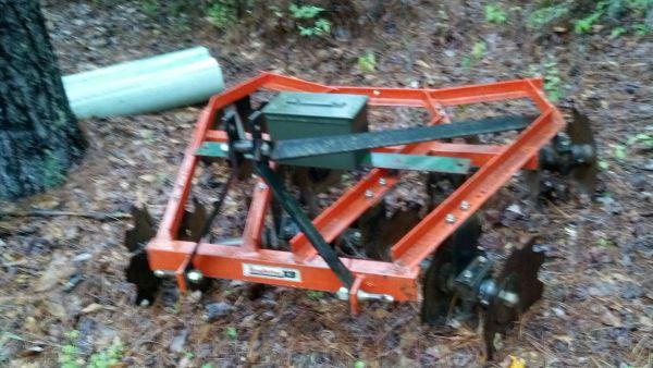 Garden Harrow - $550 (Monroe County)