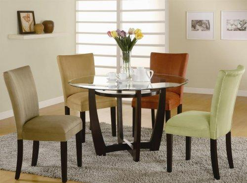 Gardenale Round Dining Table Chairs Free Delivery - Round table and 4 chairs for sale