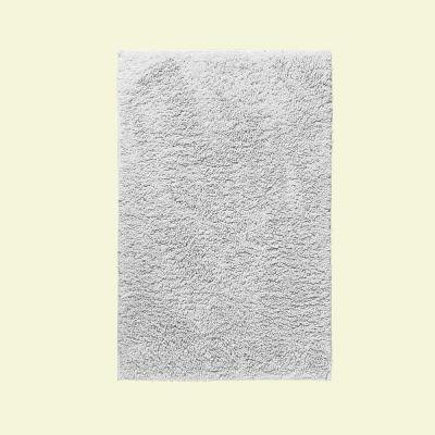 Garland Rug Queen Cotton White 30 In X 50 In Washable Bathroom Accent Rug For Sale In Bucks