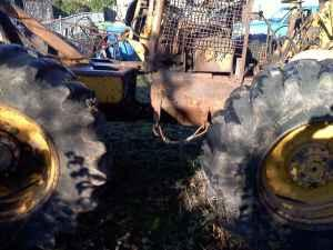 Garret 15 Log Skidder - $4000 (Stayton,or)