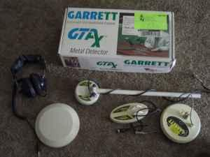 Garrett GTAX 500 Metal Detector - $300 (Warrensburg)