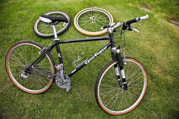 gary fisher aquila mountain bike for sale in philadelphia pennsylvania classified. Black Bedroom Furniture Sets. Home Design Ideas