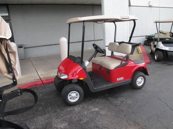 Gas 2014 Ezgo Rxv Gas Golf Cars For Sale In Houston