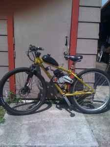 Gas Powered Bicycle East Orlando For Sale In Orlando