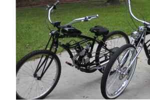 Gas Powered Motorized Bicycle West Ashley For Sale In