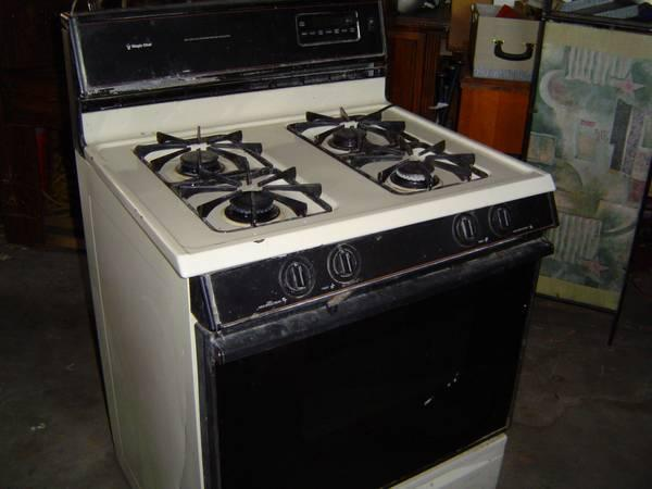 Gas Stove by Magic Chef - $100