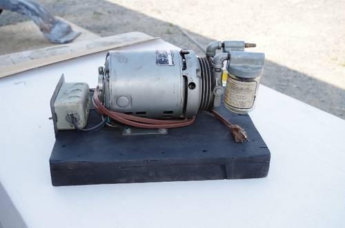 Gast 16hp. 120v. Vacuum Pump - $225 OBO Nr. Dayton,Nv.