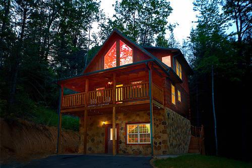 Gatlinburg Luxury Cabin Investment Property