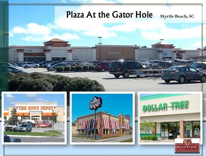 Gator Hole Plaza Unit #20- Retail Space For Lease-North