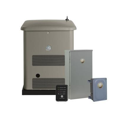 Ge 10 000 Watt Home Generator System With Symphony Ii