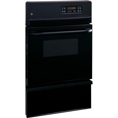 Ge 24 In Gas Single Wall Oven In Black For Sale In North