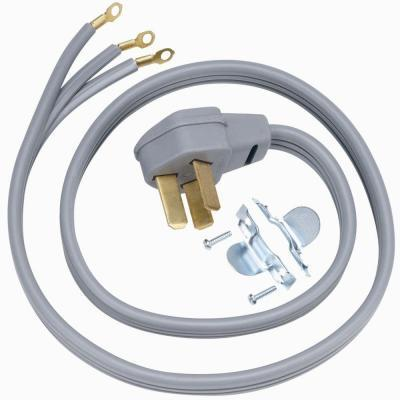 Ge 4 Ft 3 Prong 30 Amp Dryer Cord For Sale In Leona