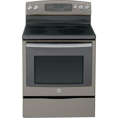 GE 5.3 cu. ft. Electric Range with Self-Cleaning