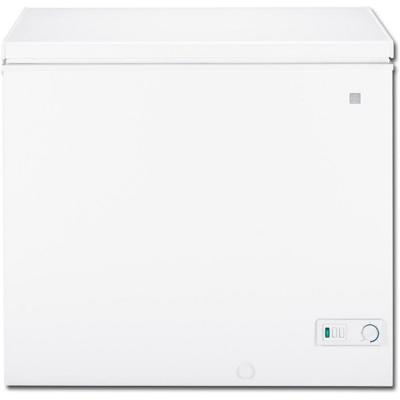GE 7.0 cu. ft. Chest Freezer in White