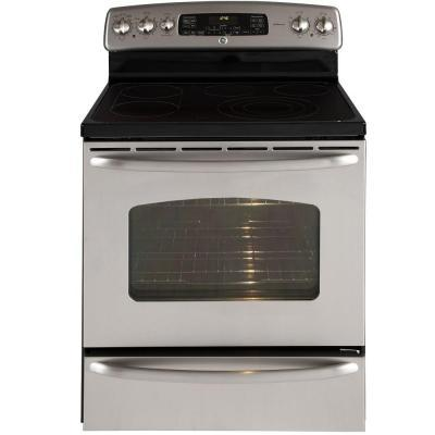 19bc7694f28 GE Adora 5.3 cu.ft. 30 in. Electric Range with Self-Cleaning ...