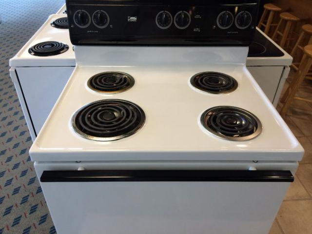how to clean electric coil stove top