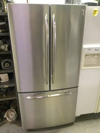 Ge French Door Fridge For Sale In Manville New Jersey Classified