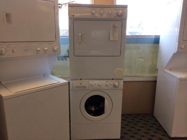 ge front load stack washer dryer used for sale in tacoma washington classified. Black Bedroom Furniture Sets. Home Design Ideas