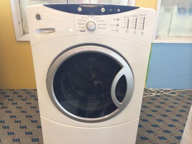 Ge Front Load Washer Washing Machine Used For Sale In