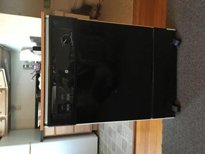GE Portable Dishwasher - Perfect Condition For Sale