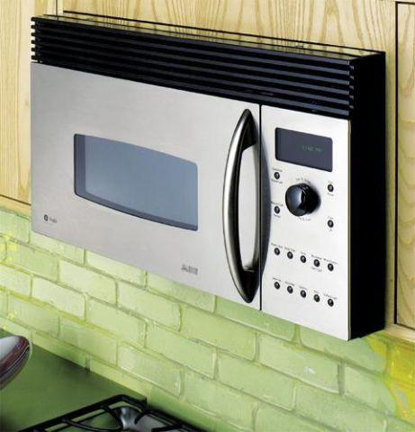 GE Profile 1.2 cu ft. Over-the-Range Advantium Microwave Oven 950 Watt