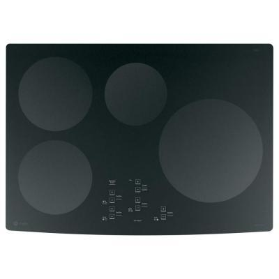 GE Profile 30 in. Electric Induction Cooktop in Black