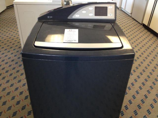 Ge Appliance Warranty >> GE Profile Harmony Stainless Steel Washer / Washing ...