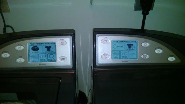 ge profile harmony washer u0026 dryer set