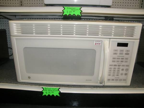 Ge Space Maker Overhead Range Microwave Oven For Sale In