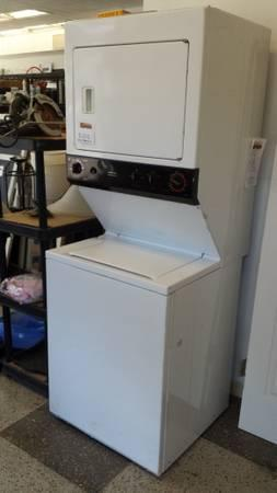 Ge Stackable Washer Dryer Combo For Sale In Asbury Park