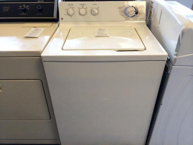 Ge Super Capacity Plus Washer Used For Sale In Tacoma