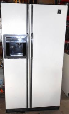 Ge Sxs Refrigerator For Sale In High Point North Carolina
