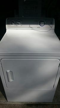 GE washer and dryer matching set excellent condition