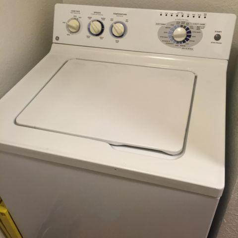 Ge Washer And Dryer Set For Sale In Austin Texas