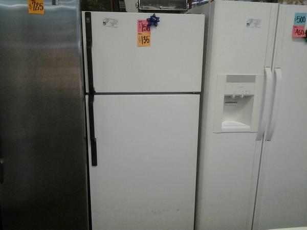 Ge White Refrigerator For Sale In Kansas City Kansas