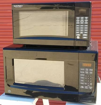 Countertop Microwave For Sale : GE 1.4 Cu. Ft. Countertop Microwave Oven 1100 Watts for Sale in ...