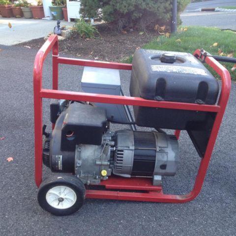 Generac 5000 Generator