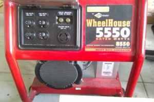 Generac 5550 Wheelhouse Generator - (Metrowest) for Sale in