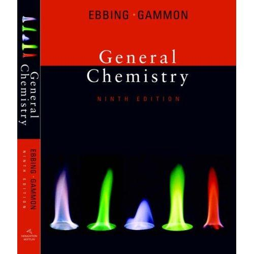 General Chemistry 9th Edition - Ebbing and Gammon