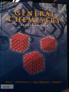 General Chemistry Textbook - $50 (Houston)