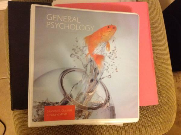 General psychology gulf coast community college - $50