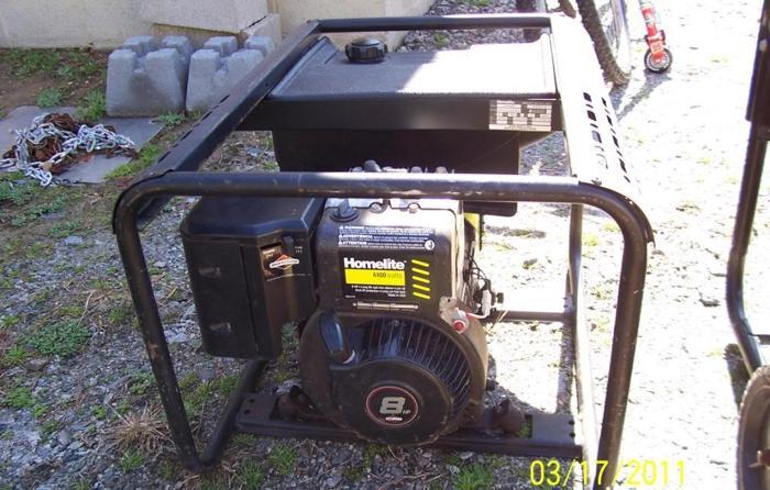 Admirable Generators 4400 5500 Watt Portable For Sale 225 Southmills Chesapeake Interior Design Ideas Gresisoteloinfo