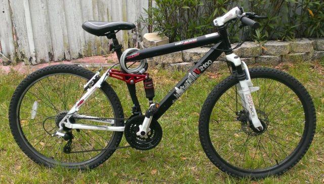 Genesis Ground Force V2100 Mountain Bike For Sale In