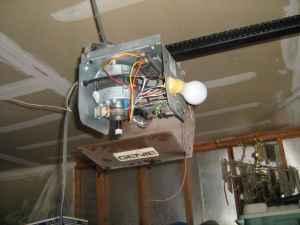 Genie sp model 99 garage door opener motor littleton for Genie garage door opener motor