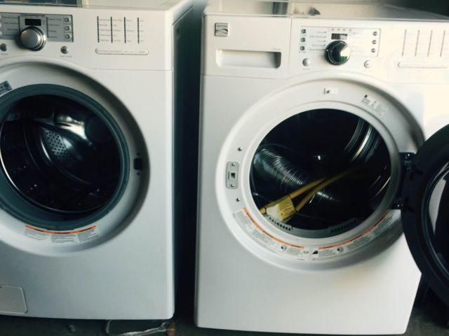 Gently Used Kenmore Front Loading Washer Amp Dryer For Sale