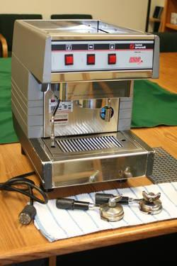 Gently Used Nuova Simonelli One Group Espresso Machine Italy